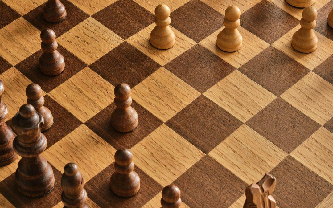 Fußball mit Würfeln – Der große Schachhype