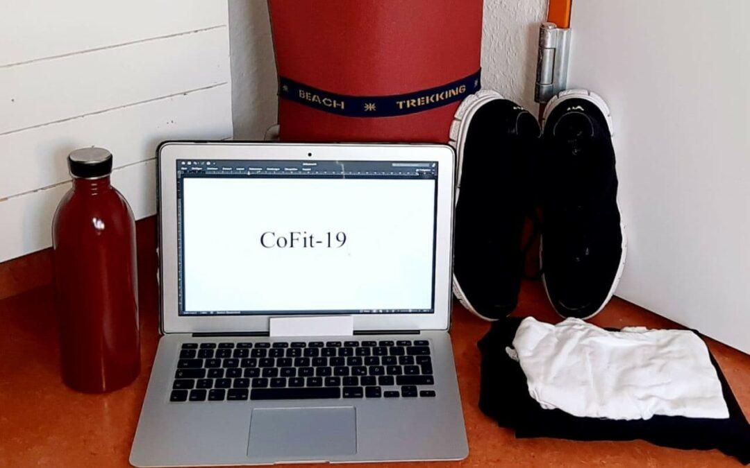 CoFit-19 – Sportlich durch den Lockdown mit Workouts von Chloe Ting