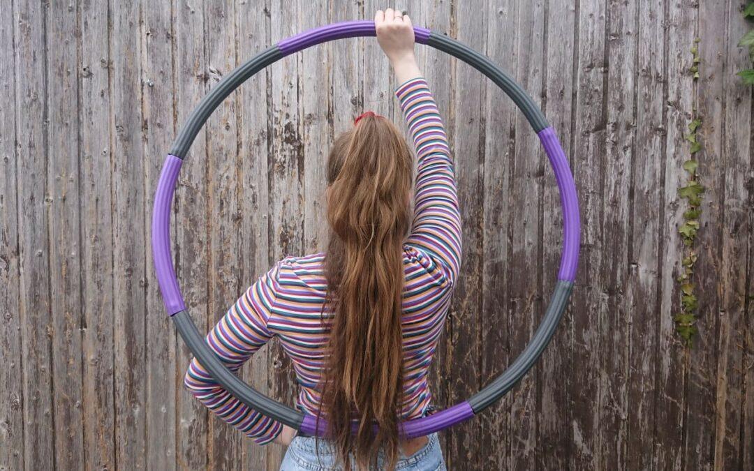 CoFit-19 – Sportlich durch den Lockdown mit dem Hula-Hoop