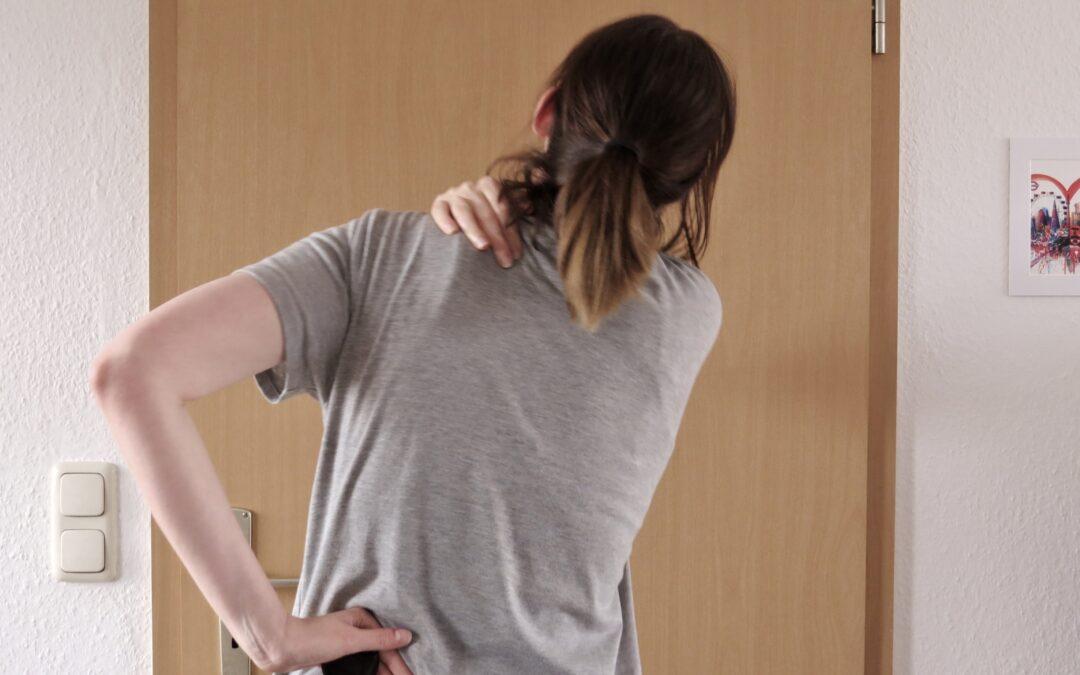 CoFit-19 – Sportlich durch den Lockdown mit Nackenentspannungsübungen