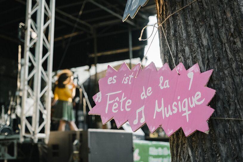 Umsonst und draußen – Die Fête de la Musique