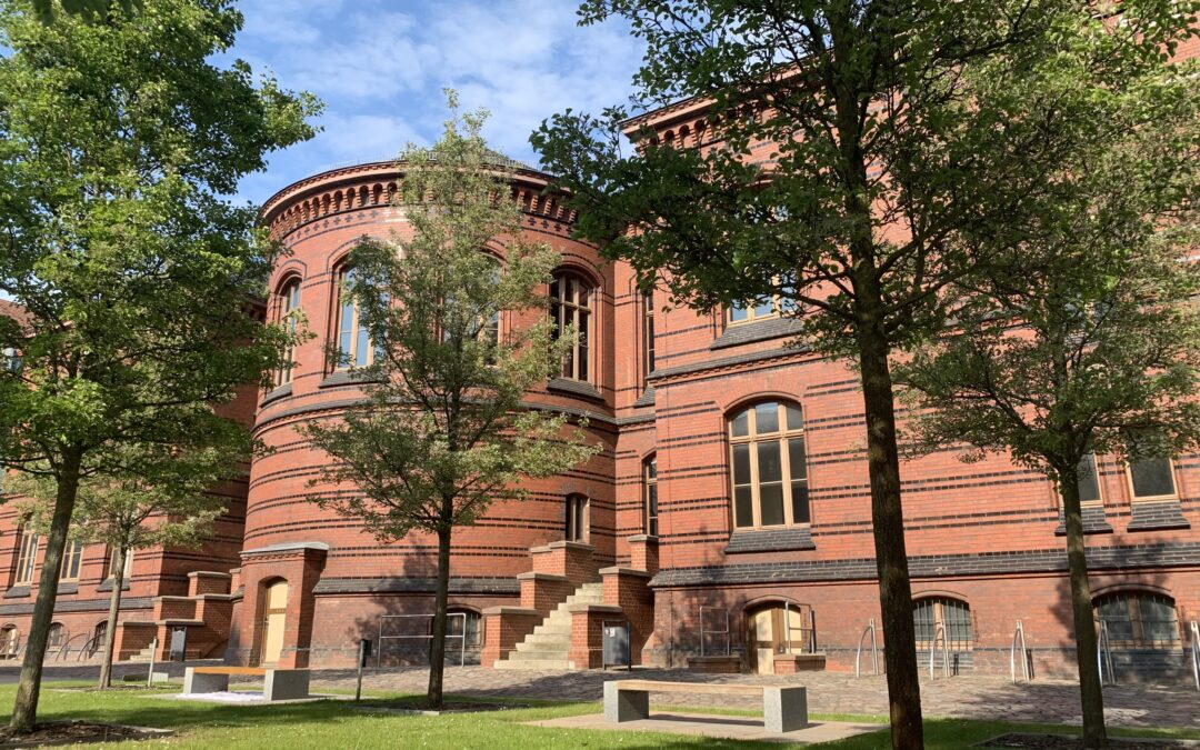 Rektoratsforum Campus: Ein neuer Ort des Austauschs für alle
