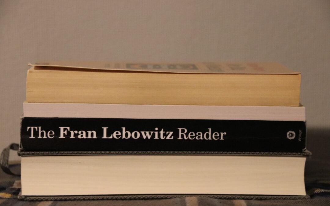 Fran Lebowitz – Anecken macht Spaß