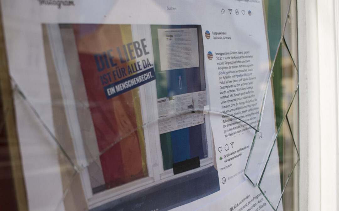 Pride-Monat in Greifswald – Was bleibt?