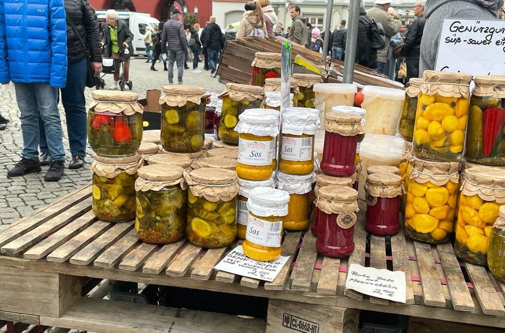 So schmeckt Vorpommern – das zeigte der Regionalmarkt am Samstag